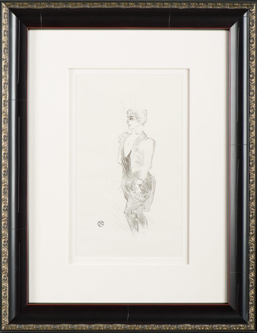 Lautrec: Mary Hamilton 1857