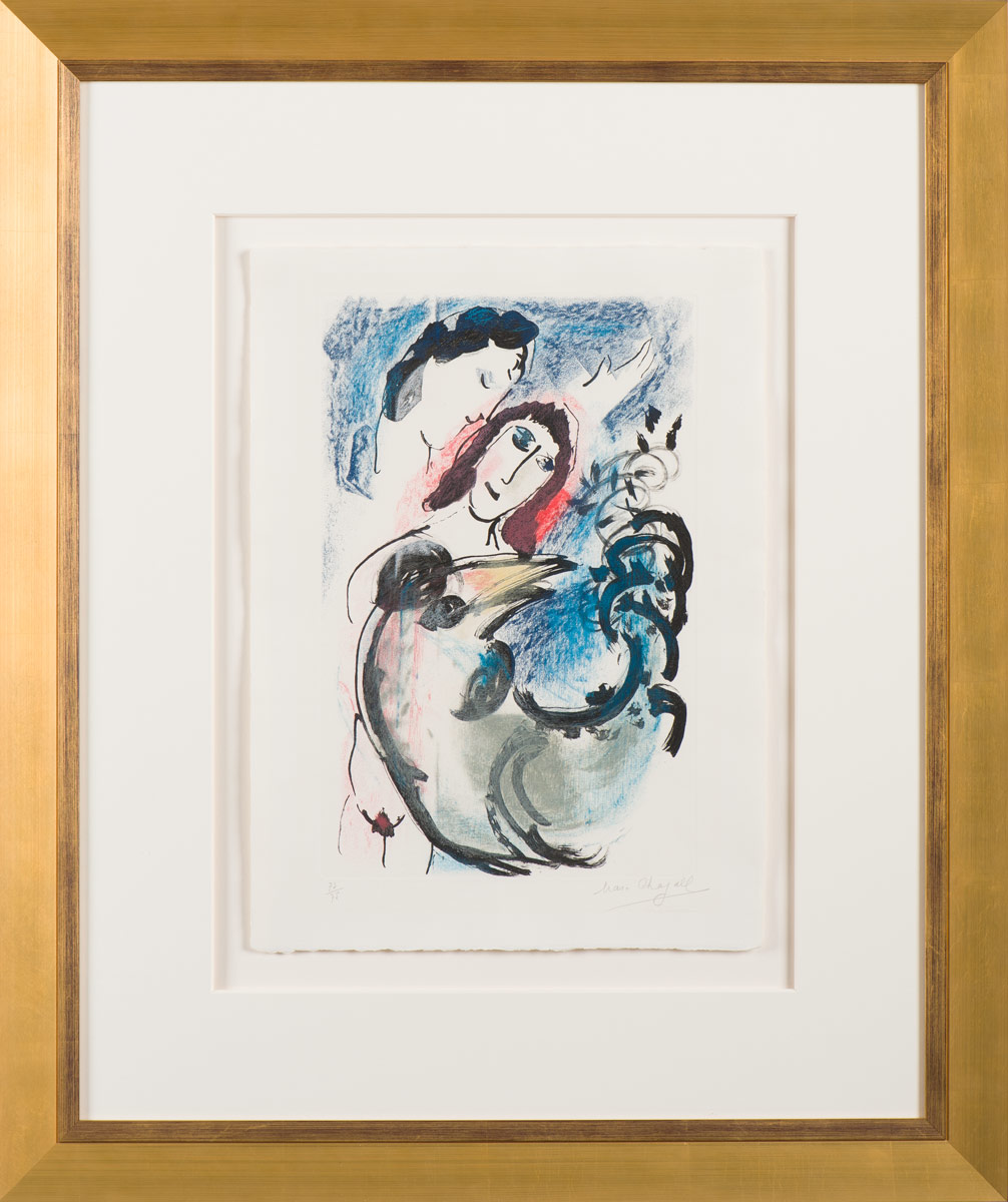 Chagall: Le Coq Jaune