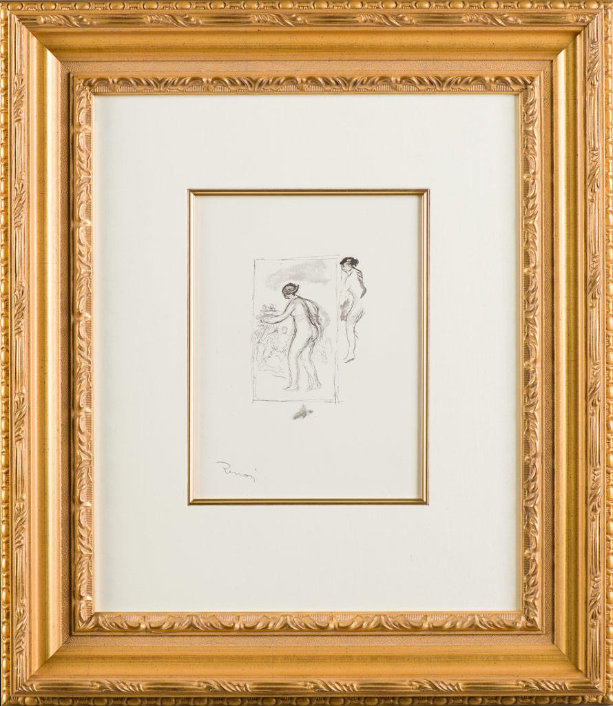 Renoir: Femme Au Cep De Vigne 1581