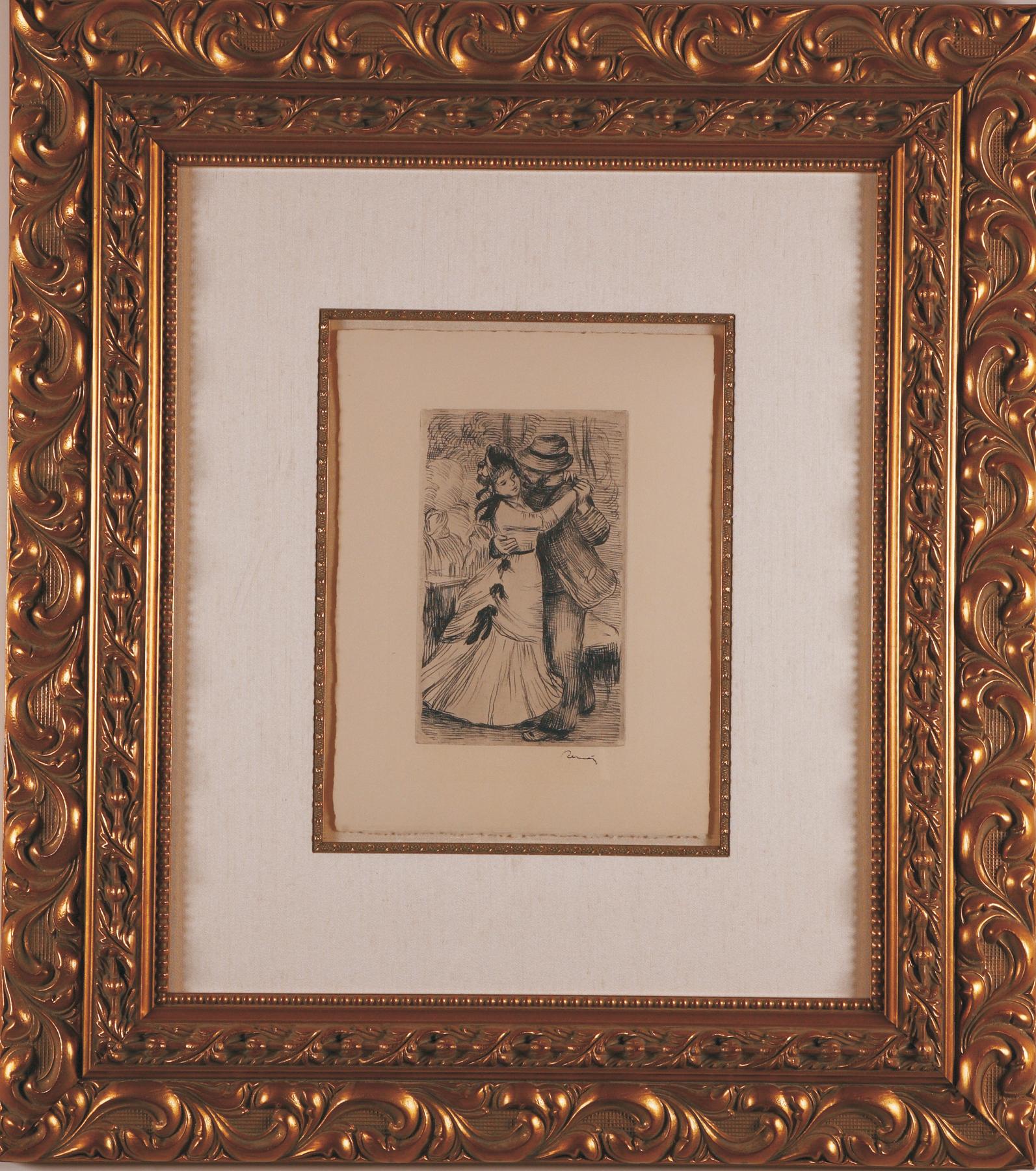 Renoir: La Danse A La Campagne 1207